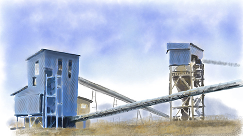 Pelletizing Plant