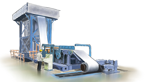 Galvanizing, Tin Coating and Color Coating Lines